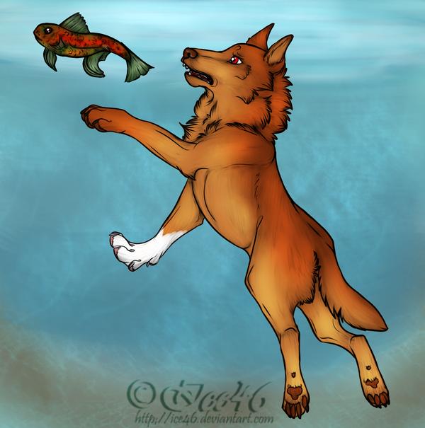 Cujo Fishing by ICE46