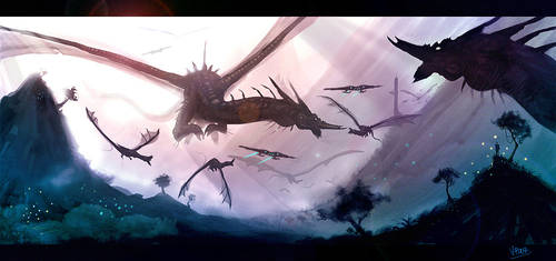 Journey by VampirePrincess007