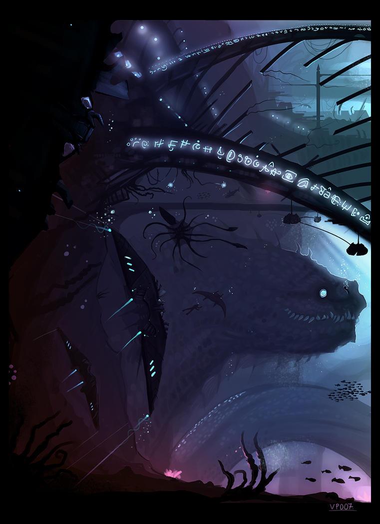 Atlantis by VampirePrincess007