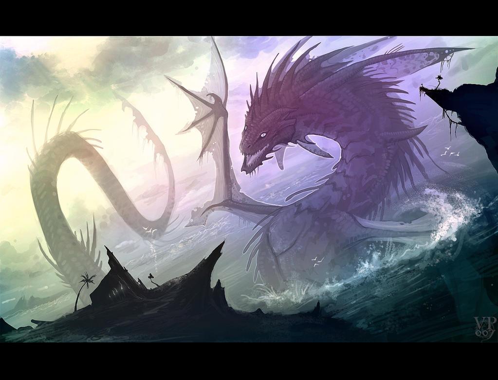 Léviathan, tu connais la blague du poisson rouge ? [en cours] Lord_of_the_seas_by_VampirePrincess007