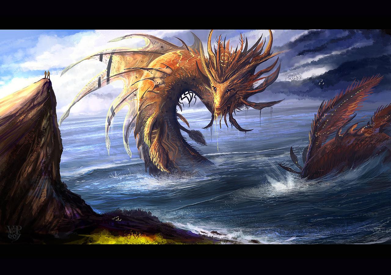 Sea lord by VampirePrincess007