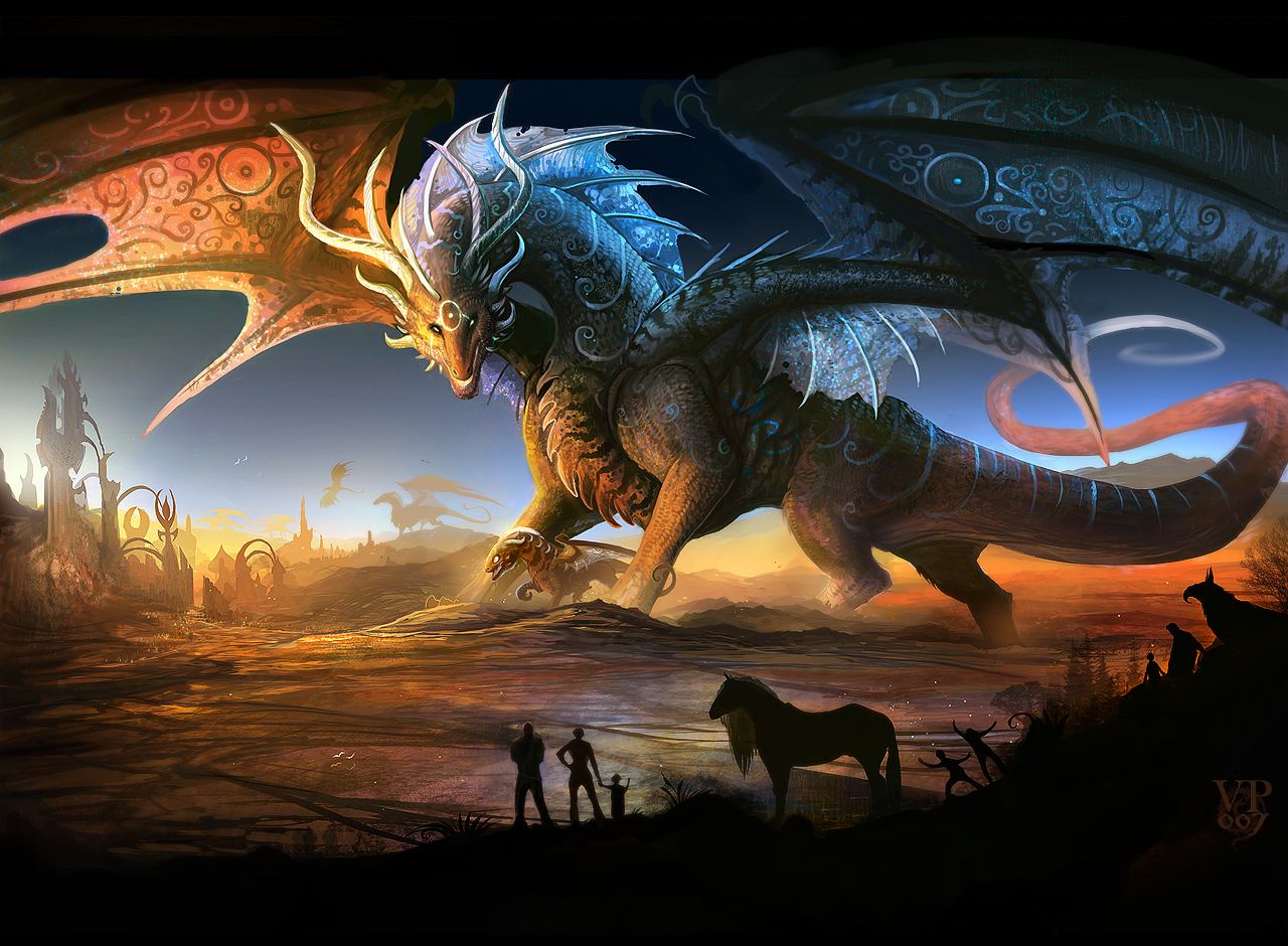 Savitri - Last Sol Dragon Desert_lords_by_vampireprincess007
