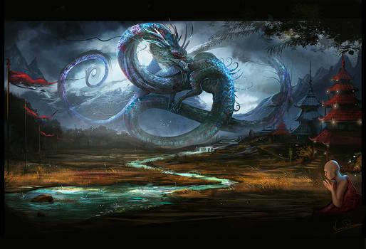 Shenlong the rainbringer