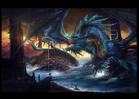 Rift: Water colossus