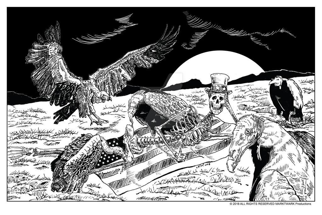 Murican Vigilance by MarkCrimi