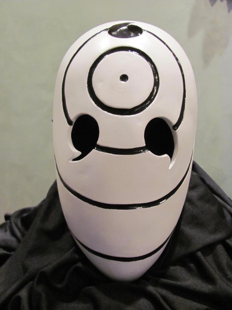 Finished Tobi Obito War Mask by MisterAlterEgo on deviantART