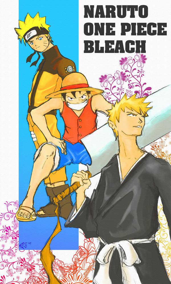 3 KING by ekoyagami