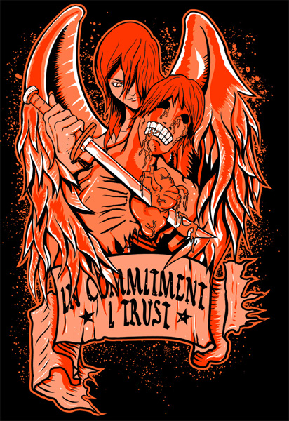 In commitment I Trust by ekoyagami