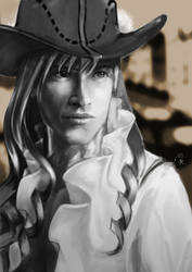 Cavendish Pirate Prince by ekoyagami