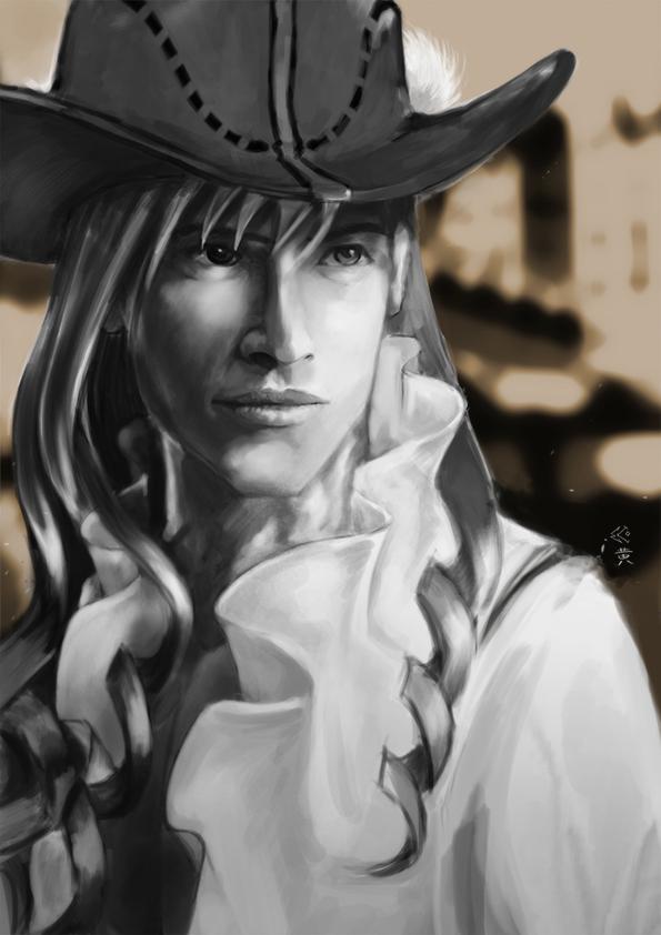 Cavendish Pirate Prince by ekoyagami