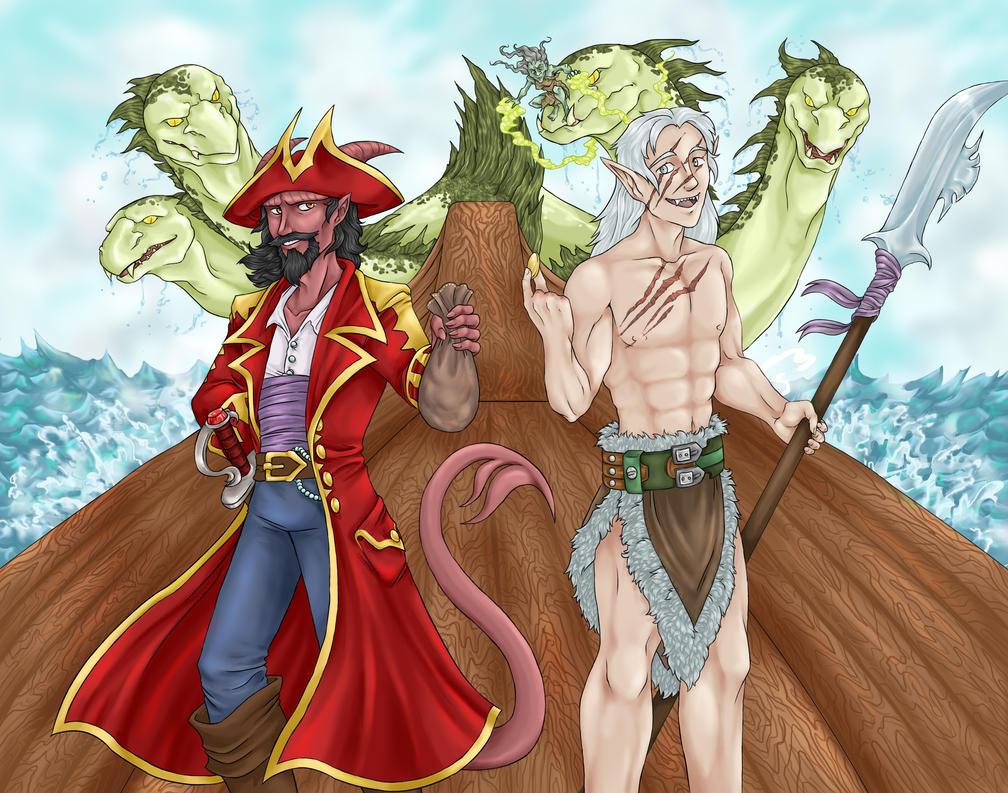 The Crew - Hydra Attack! by Twistanturnu