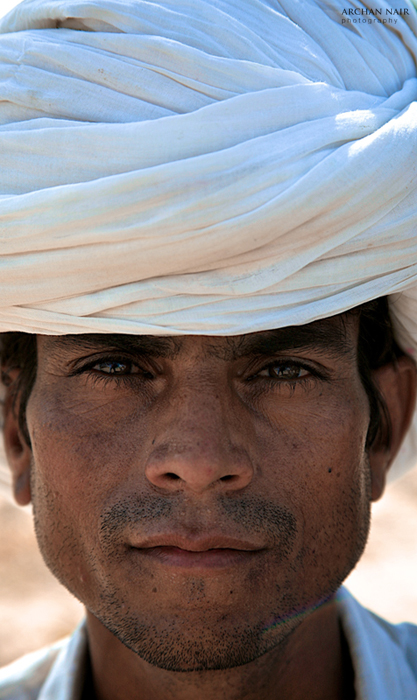 Portrait Village Man by archann-photography