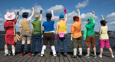 Digimon Adventure - Our future is bright