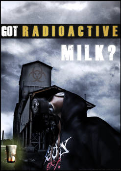 GOT radioactive MILK??