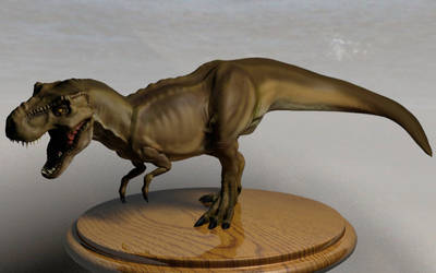 T-Rex by Bowly69