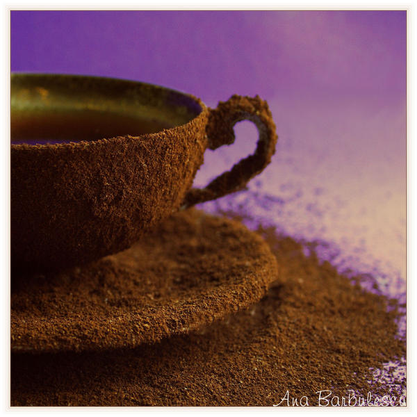 Cup OF coffee I