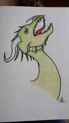 Rearing Dragon Head Practice