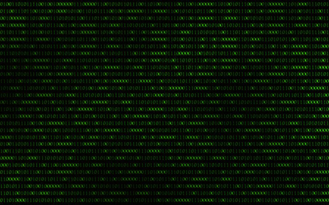 Binary wallpaper by Reapsert