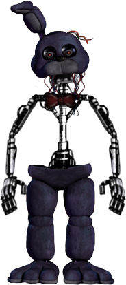 Broken Bonnie by Fnaf-fan201 on DeviantArt