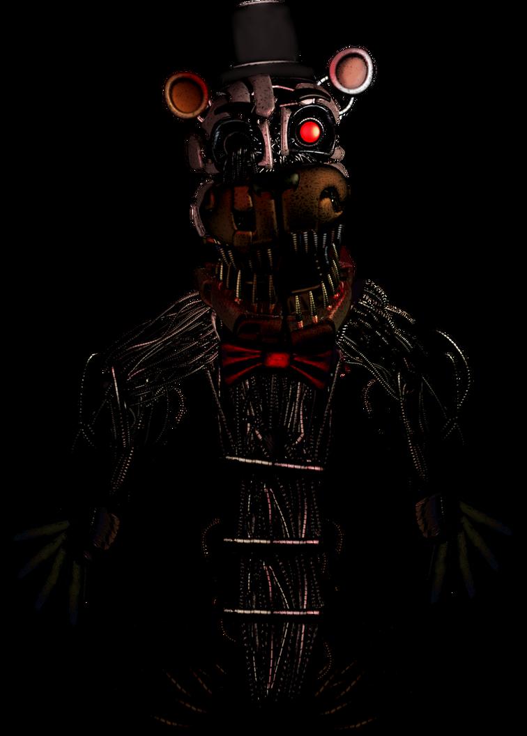 Molten Freddy Full body my ver by Fnaf-fan201