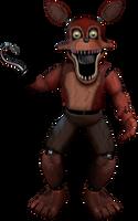 Unnightmare Foxy (Help Wanted)
