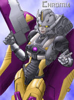 Beamer's Chromia - In Color by KoH4711