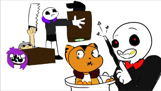 Draw te squad c: by XxNightShadexXx
