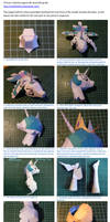 Princess Celestia instructions by muffinshire