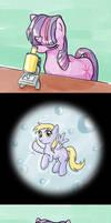EqD ATG II - Day 5 - Tiny Pony