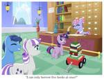 EqD ATG II - Day 10 - A Pony Making a Decision