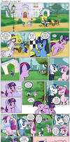 Comic - Twilight's First Day #5