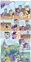 Comic - Twilight's First Day #10