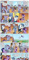 Comic - Twilight's First Day #11