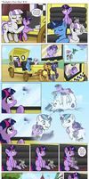 Comic - Twilight's First Day #12