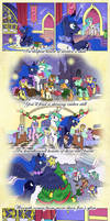 Comic - Hearth's Warming for Luna