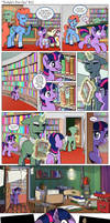 Comic - Twilight's First Day #22