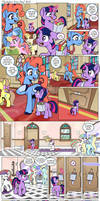 Comic - Twilight's First Day #23