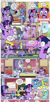 Comic - Twilight's First Day #24