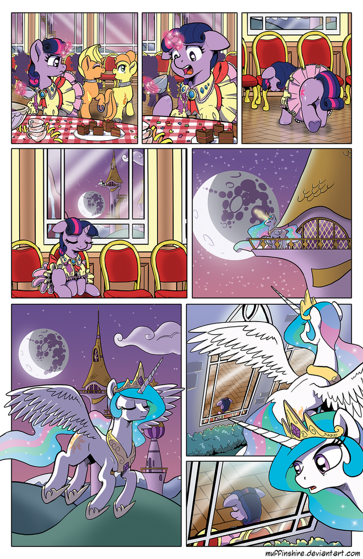 Twilight's First Dance (6/8) by muffinshire
