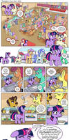 Comic - Twilight's First Day #26