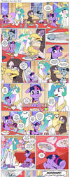 Comic - Twilight's First Day #27 by muffinshire
