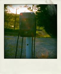 drive-in movie speakerbox by shagmasterzero