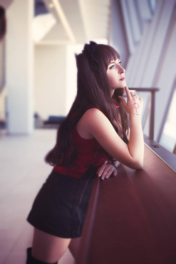 Rin Tohsaka - Fate EXTRA by Lanaluuv