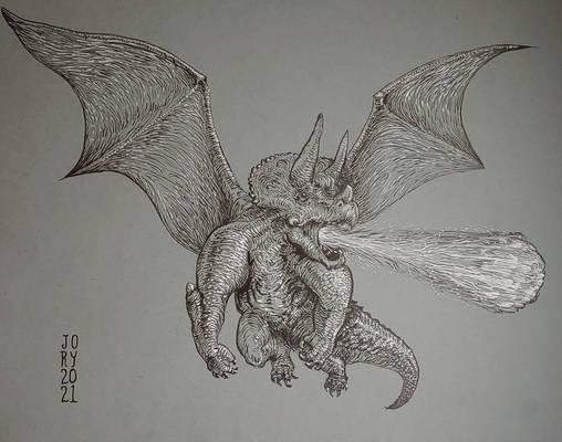 Triceradracosaurus 2