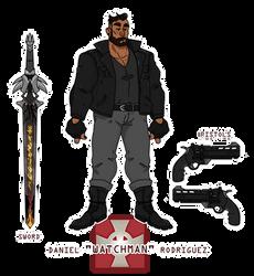 Agent: Watchman by Relevancies