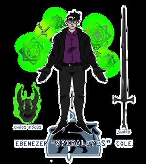 Agent: SpiralEyes