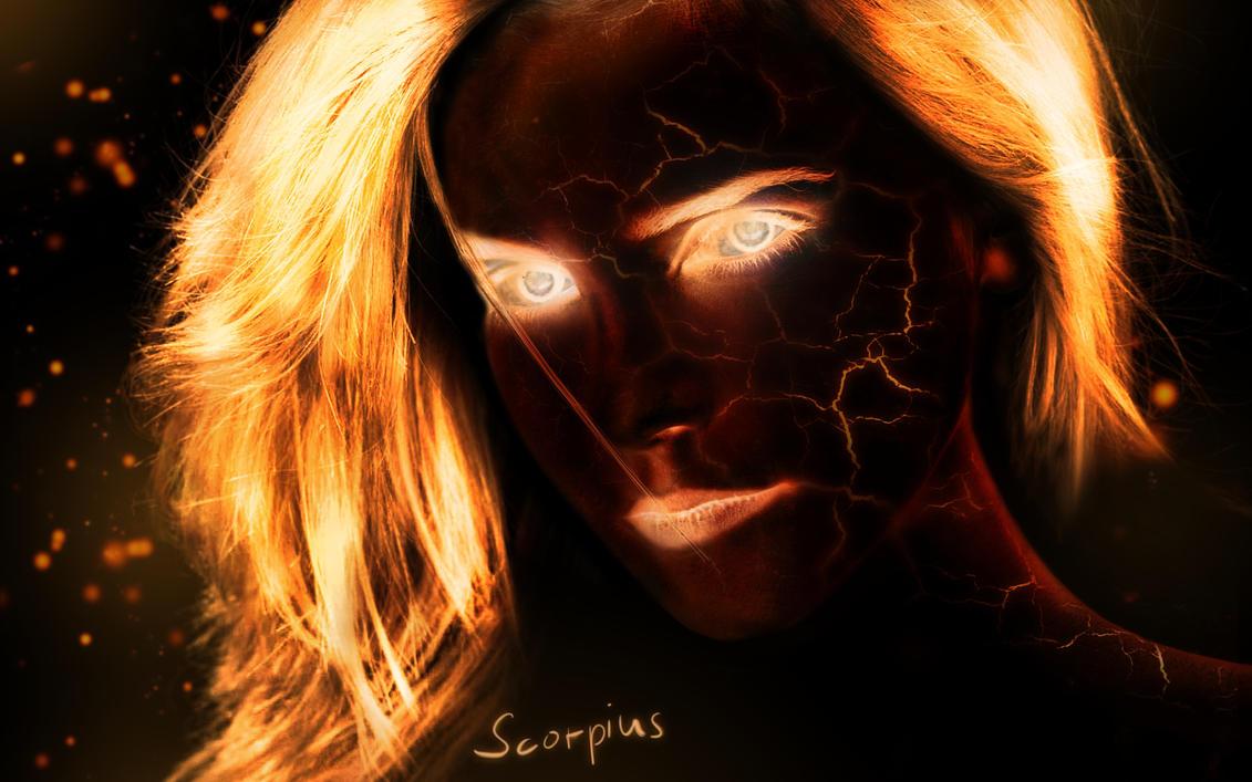 Beauty In Flames by patrikVolek