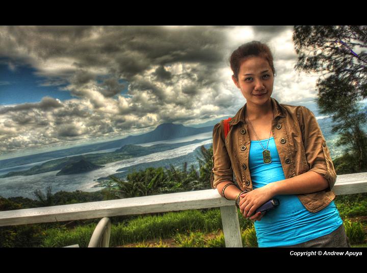 Mans in Tagaytay by andrewapuya