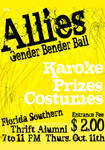 Gender Bender Ball Poster by rsipperley