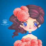 263 - Pink flower